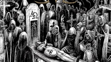 """Photo of [CRITICAS] RITUALIZATION (FRA) """"Sacraments to the sons of the abyss"""" CD 2017 (Iron Bonehead records)"""