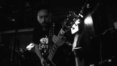 Photo of [MIS 5 FAVORITOS] Nacho Peña, guitarra de UNEXPECTANCE