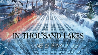 """Photo of IN THOUSAND LAKES (ESP) """"Age of decay"""" CD 2017 (Xtreem Music)"""