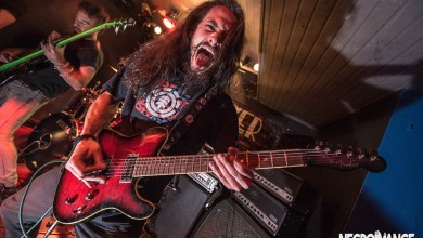 Photo of VIOLENT EVE + GODDAMN + MORTSUBITE – Sala Wurlitzer, 04.02.2017 Madrid