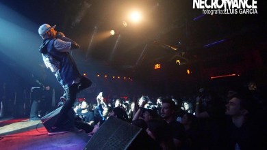 Photo of CHELSEA GRIN + BETRAYING THE MARTYRS + MAKE THEM SUFFER + VOID OF VISION – Sala Bóveda, 14.02.2017 Barcelona (Route Resurrection)