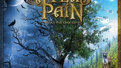 """Photo of ATLAS PAIN (ITA) """"What the oak left"""" CD 2017 (Scarlet records)"""