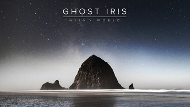 """Photo of GHOST IRIS (DNK) """"Blind world"""" CD 2017 (Long Branch records)"""