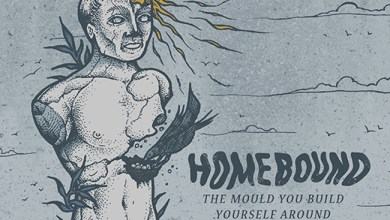 Photo of HOMEBOUND (GBR) «The mould you build yourself around» CD EP 2017 (Rude records)