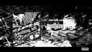 Photo of NOTHING LEFT anuncian su fichaje por Facedown Records y la salida de su EP