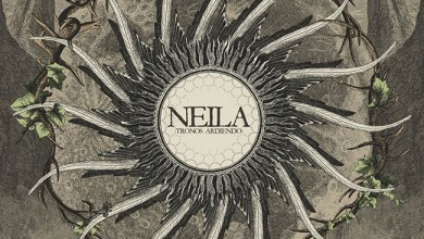 Photo of NEILA (ESP) «Tronos ardiendo» CD 2016 (The Braves Records)
