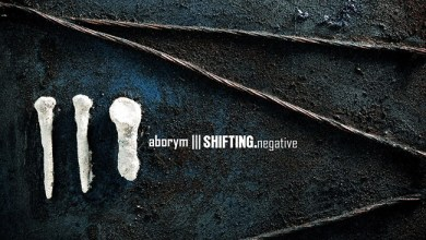 Photo of ABORYM (ITA) «Shifting.negative» CD 2017 (Agonia records)