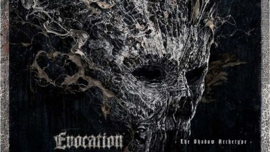 Photo of EVOCATION (SWE) «The shadow archetype» CD 2017 (Metal Blade Records)