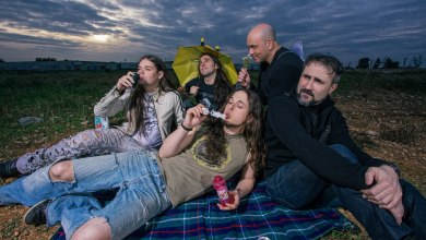 Photo of THE SWEET METAL BAND se unen a Zombie War management