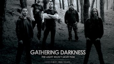 Photo of LA ESTADEA estrena el lyric video del 2º adelanto del nuevo trabajo de GATHERING DARKNESS