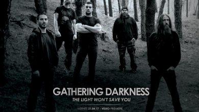 Photo of LA ESTADEA estrena el lyric video del 2º adelanto del nuevo trabajo de GATHERING DARKNESS