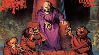 "Photo of DEATH (USA) ""Scream bloody gore"" (Combat Records, 1987)"
