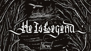 Photo of HE IS LEGEND (USA) «Few» CD 2017 (Spinefarm Records)