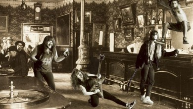 Photo of PANTERA (USA) «Cowboys from hell» (Atco Records, 1990)