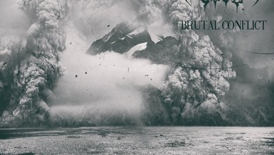 Photo of ARKANA CODE (ITA) «Brutal conflict» CD 2017 (Metal Scrap Records)
