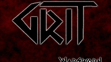 "Photo of GRIT (USA) ""Warnsworn"" CD EP 2017 (Autoeditado)"