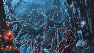 Photo of SKELETHAL (FRA) «Of the depths…» CD 2017 (Hells Headbangers)