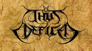 Photo of THUS DEFILED (GBR) «A return to the shadows – 25 years anniversay ep» CD EP 2017 (Autoeditado)