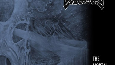 "Photo of DESECRESY (FIN) ""The mortal horizon"" CD 2017 (Xtreem Music)"