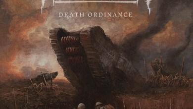 Photo of HERESIARCH (NZL) «Death ordinance» CD 2017 (Dark Descent Records)