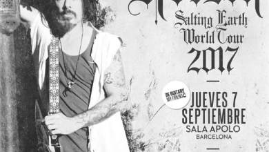 "Photo of RICHIE KOTZEN presentará su nuevo disco ""Salting Earth"" en Barcelona y Madrid"