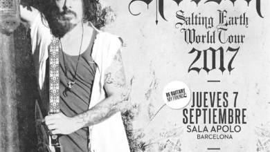 """Photo of RICHIE KOTZEN presentará su nuevo disco """"Salting Earth"""" en Barcelona y Madrid"""
