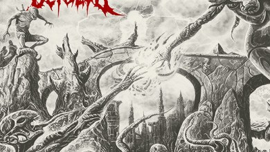 Photo of DAMNATION DEFACED (DEU) «Invader from beyond» CD 2017 (Apostasy Records)
