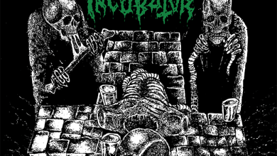 Photo of CADAVER INCUBATOR (FIN) «Sermons of the devouring dead» CD 2017 (Hells Headbangers)