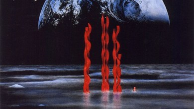 Photo of IN FLAMES (SWE) «Lunar Strain» (Wrong Again Records, 1994)
