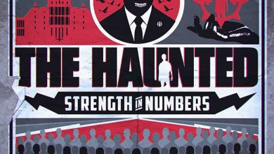 Photo of THE HAUNTED (SWE) «Strenght in numbers» CD 2017 (Century Media Records)