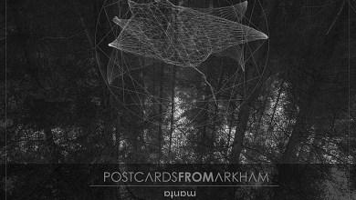Photo of POSTCARDS FROM ARKHAM (CZE) «Manta» CD 2017 (Metalgate Records)