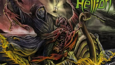Photo of MIDNITE HELLION (USA) «Condemned to hell» CD 2017 (Witches Brew Records)