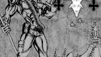 Photo of TERRORKULT (USA) «Crush the pious» CD 2017 (Barbarian Wrath)