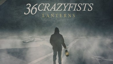 "Photo of 36 CRAZYFISTS (USA) ""Lantern"" CD 2017 (Spinefarm Records)"