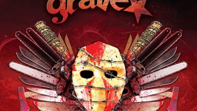 "Photo of 5 STAR GRAVE (ITA) ""The red moon"" CD 2017 (Sliptrick records)"