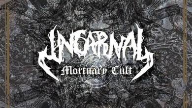Photo of INCARNAL (POL) «Mortuary cult» CD 2017 (Via Nocturna records)