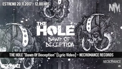 Photo of Estrenamos el nuevo lyric video del tema «Dawn of Deception» de los canarios THE HOLE