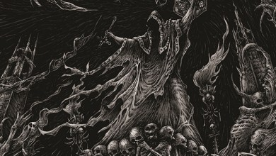 Photo of ANARCHOS (NDL) «Invocation of moribund spirits» CD 2017 (Blood Harvest)