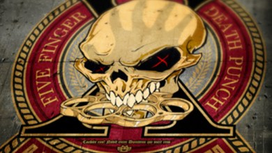 """Photo of FIVE FINGER DEATH PUNCH (USA) """"A decade of destruction – Greatest Hits"""" CD 2017 (Eleven seven music)"""