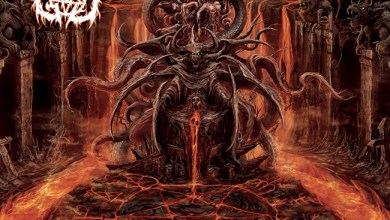 Photo of HELLISH GOD (ITA) «The evil emanations» CD 2018 (Everlasting spew records)