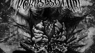 "Photo of KORPSESOTURI (FIN) ""Korpsesoturi"" DIGITAL EP 2017 (Death In Pieces Records)"