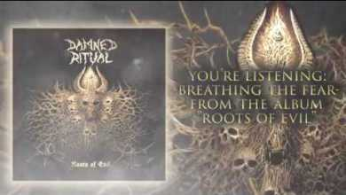Photo of DAMNED RITUAL (ESP) «Breathing the fear» (Lyric Video)