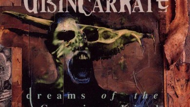 "Photo of DISINCARNATE (USA) ""Dreams of the carrion kind"" (Roadrunner Records, 1993)"