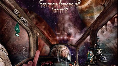 Photo of HARMPIT (ESP) «Psychowarriors of jupiter» CD 2018 (Spleen and clerch productions)