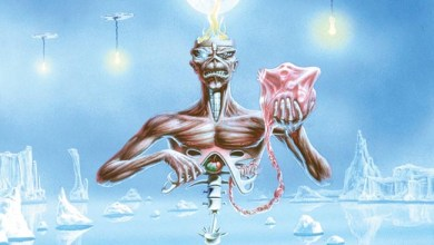 Photo of IRON MAIDEN (GBR) «Seventh Son Of A Seventh Son» (EMI, 1988)
