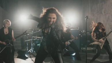 Photo of POKERFACE (RUS)  «The World Is Yours (Arch Enemy cover)» (Video clip)