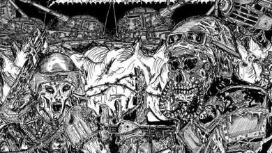 """Photo of THEODICY (DEU) """"I am war"""" CD 2017 (Endwar records)"""