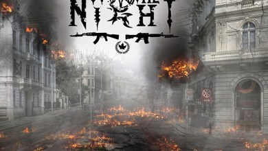 Photo of VISIONS OF THE NIGHT (CAN) «Supreme act of war» CD 2017 (Autoeditado)