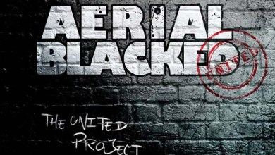 Photo of AERIAL BLACKED (ESP) «The United Project vol. 1» CD EP 2017 (Lengua Armada)