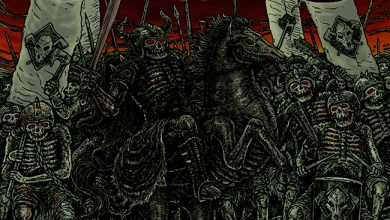Photo of BLOOD OF THE WOLF (USA) «II: Campaign of Extermination» CD 2018 (Autoeditado)